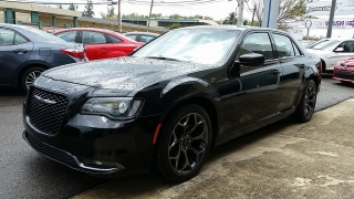 Chrysler 300 300s Alloy Edition Negro 2016