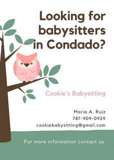 Cookie;s Babysiting