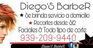 Diego'S Barber a domicilio
