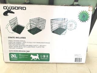 "Dog Crate XL 42"" (Jaula)"