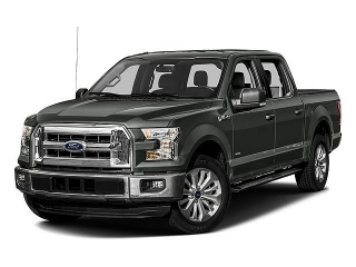 Ford F-150 Gray 2016