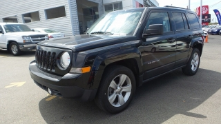 Jeep Patriot Sport Negro 2014
