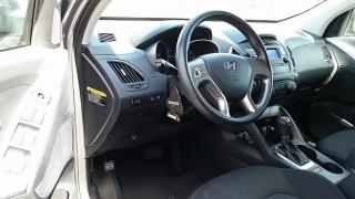 Hyundai Tucson GLS Gris Oscuro 2014