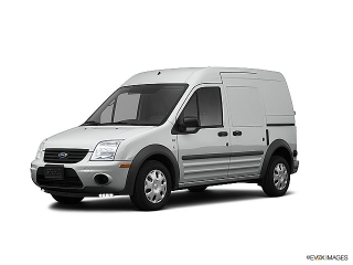 Ford Transit Connect XL Plateado 2011