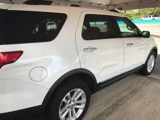 Ford Explorer 2015 Blanca