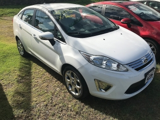 Ford Fiesta 2013 Blanco