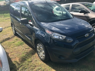 Ford Transit Connect Azul