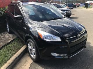Ford Escape SE 2013 Negra