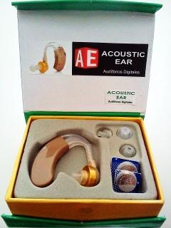 Audífonos Acoustic Ear