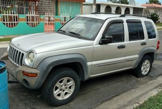 Jeep Liberty 2003 Se Venden Piezas