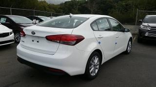 Kia Forte LX Blanco 2017