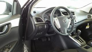 Nissan Sentra S Negro 2017