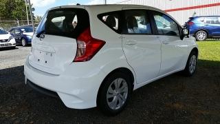 Nissan Versa Note S Blanco 2017