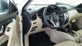 Nissan Rogue S Blanco 2017
