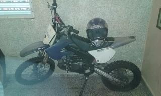 Motocro 125 pro