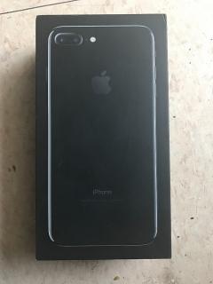 Iphone 7 plus negro