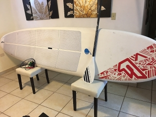 FANATIC Paddleboard con EXTRAS