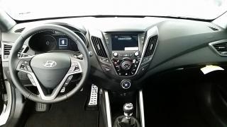 Hyundai Veloster Turbo Blanco 2017
