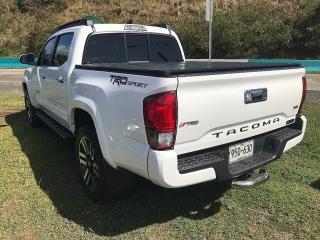 Toyota Tacoma 2016 Full Power Blanca