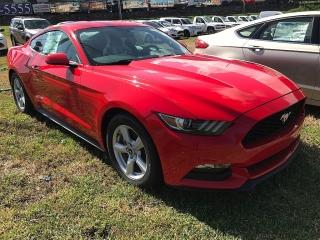 Ford Mustang 2017 Rojo