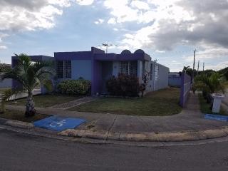 Casa esq.3h/2b, rejas, verjada Hac Concordia 7876100905