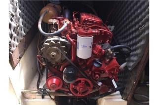 San Juan 28 '80- Remodeled Volvo 20HP diesel engine