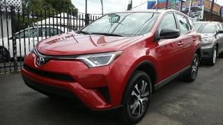 Toyota RAV4 LE Rojo 2016