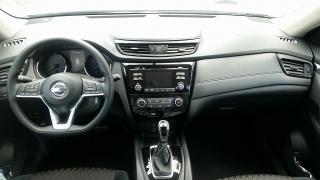 Nissan Rogue S Plateado 2017