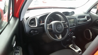 Jeep Renegade Latitude Rojo 2016