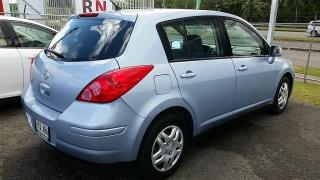 Nissan Versa S Azul 2012