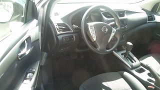 Nissan Sentra S Plateado 2016