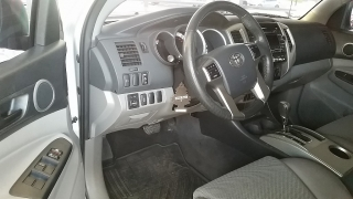 Toyota Tacoma PreRunner Plateado 2012