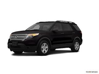 Ford Explorer Base Negro 2013