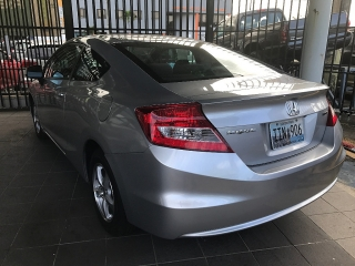 Honda Civic Cpe Lx 2013