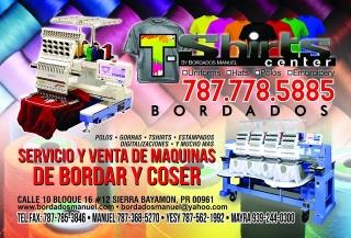 T-SHIRTS By Bordados Manuel