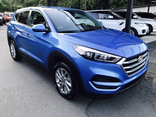 Hyundai Tucson GLS Azul 2017