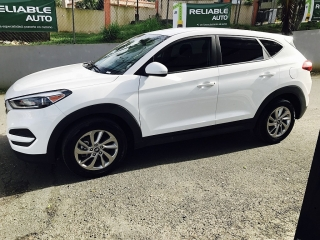 Hyundai Tucson Blanco 2017