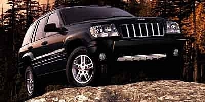Jeep Grand Cherokee Laredo Gris 2004