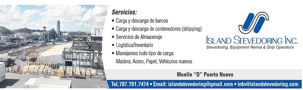 Island Stevedoring Inc.