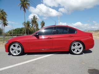 BMW 335 TWIN TURBO 2013,SR,ROSADO 787-493-9282