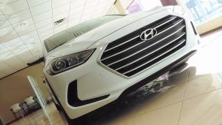 Hyundai Elantra Aut 2017