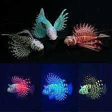 Accesorios para peceras glow disponibles