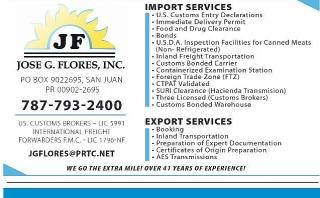 Jose G. Flores Inc.