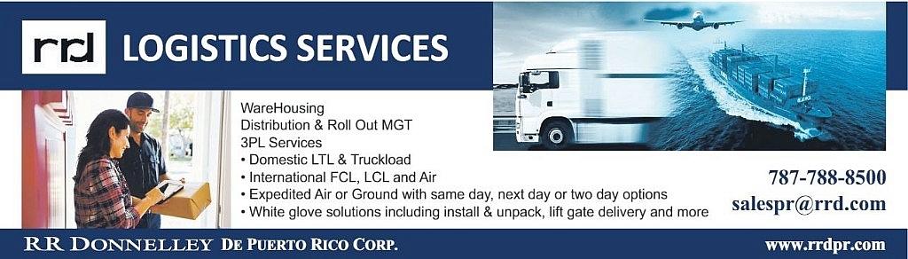RR Donnelley de Puerto Rico Corp.