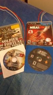 Playstation 3 y 4 juegos