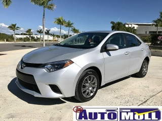 2016 TOYOTA COROLLA FULL POWER