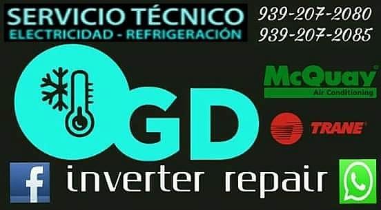 G.D. Inverter Repair