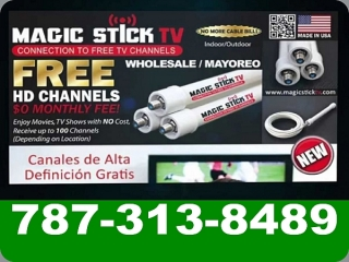 MAGIC STICK ANTENA