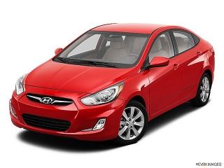 Hyundai Accent GL Azul 2013