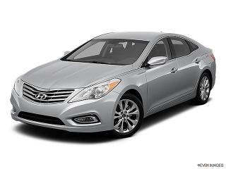 Hyundai Azera Negro 2013
